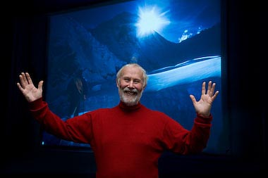 Sir Chris Bonington